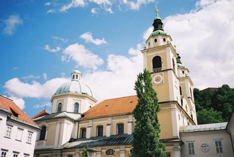 Saint Nicholas' Cathedral (Ljubljana Cathedral)